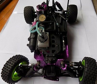 HSP 1/10 WARHEAD 4WD Off- Road RC Nitro Buggy (BUY AS ONE OR PARTS)