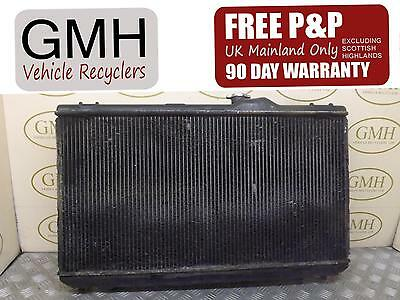 Lexus Is Series 2.0 Petrol Water Coolant/cooler Radiator With A/c 2 Pin 1999-05§