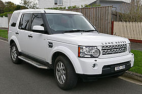 Land Rover Discovery 4 LR4 Workshop Service Manual 09-12
