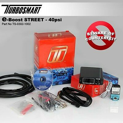 New & Genuine Turbosmart eBoost Street 40 PSI Electronic Turbo Boost Controller