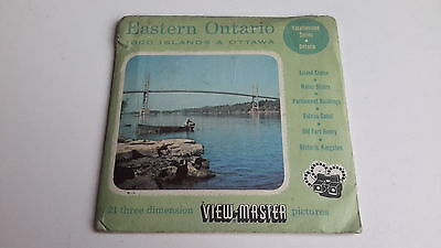 Viewmaster packet set 3d EASTERN ONTARIO