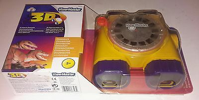 Viewmaster MODEL O boxed Dinosaurs gift set sealed unused
