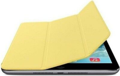 Apple Smart iPad Air 1/2 Magnetic Cover Flip Case Stand Polyurethane | Yellow