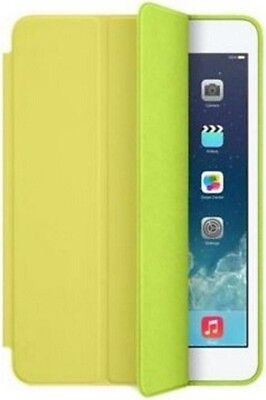 Apple Smart iPad Mini 1/2/3 Magnetic Aniline Leather Case Cover Flip | Yellow