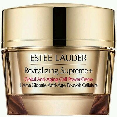 Estee Lauder Revitalizing Supreme + Global Anti-Aging Cell Power Creme 50 Ml
