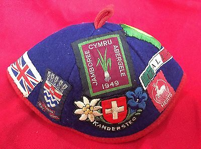 1940s scout hat very rare and collectable