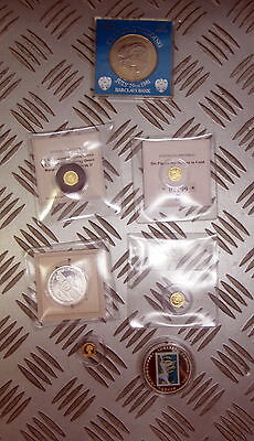 7 old coins job lot