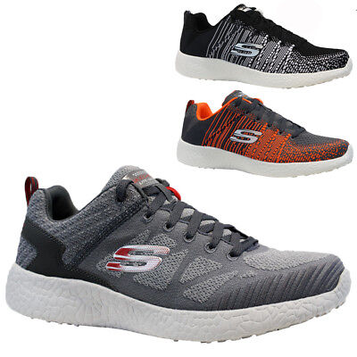 Mens Skechers Memory Foam Lightweight Fitness Running Walking Trainers Shoes
