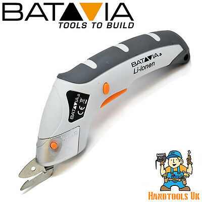 Batavia Cordless Cutter - Lithium Battery Electric Scissors / Power Shears 3.6V