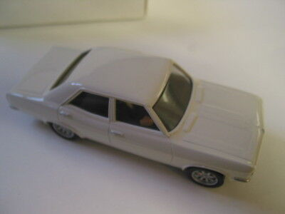 1/32Nd Slot Car - Vauxhall Victor Built From A Kit - Scalextric Compatible