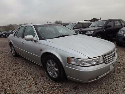 2001 Cadillac Seville 4.6 STS 4dr