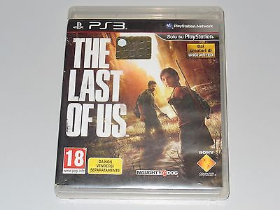 The Last Of Us  Ps3 Playstation 3