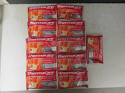 11 Thermacare Heatwraps Advanced Back Pain Therapy L-Xl Size Exp 12/17 Ll 913