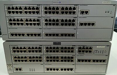 Alcatel Lucent OmniPCX Oxo Oxe Large Office 156 usuarios users UAI MEX ISDN APA
