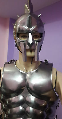 Medieval Crusader Suit of Armour Collectibles Combat Replica Knight Armour Suit