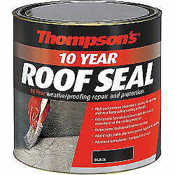 Thompson's 10 Year Roof Seal Grey 1L/ 2.5L Available