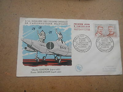 France 1959 First Day Cover