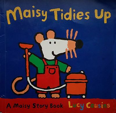 Maisie tidies up childrens book