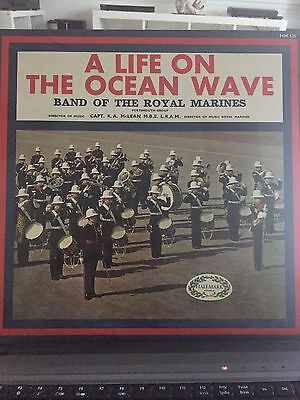 a life on the ocean wave band of the royal marines