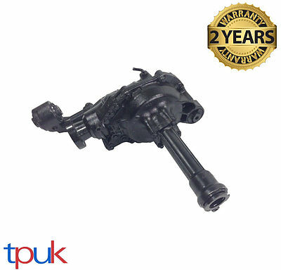 Land Rover Discovery 3 And 4 2.7/3.0/5.0 Front Axle Diff Differential