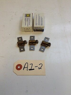 *New* Square D Overload Thermal Relay B28.0 (Lot of 5) *Warranty*Fast Shipping*
