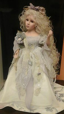 Show Stoppers Fairy Porcelain Lamp