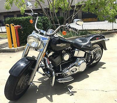 Harley Davidson Fatboy 2005 Fuel Injected