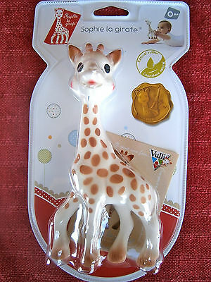 Sophie The Giraffe Teether 100% Natural Rubber By Vulli
