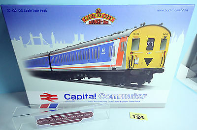 Bachmann 'oo' Gauge 30-430 'capital Commuter' Train Set Boxed #124Y