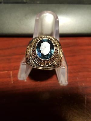 Men's US Coast Guard Ring Size: Approximately 10.5 to 10.75