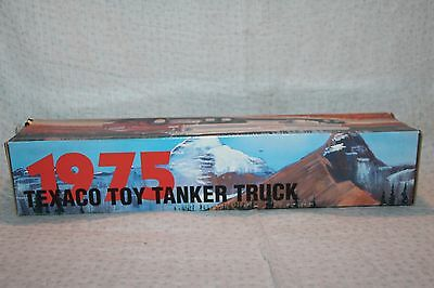 Texaco Fuel Gas Truck Tanker 1995 Edition 1975 Toy Tanker – Never Opened