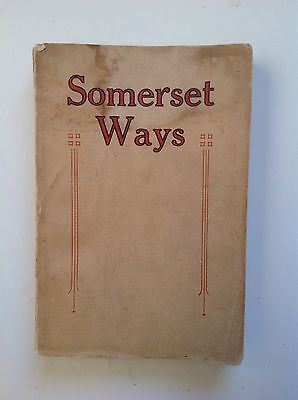 Somerset Ways Book GWR