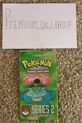 Sealed Pokemon POP 2 Series Booster Pack