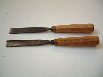 Sculpture House  Inc. Wood Handle Carving Chisels  pintle bolster