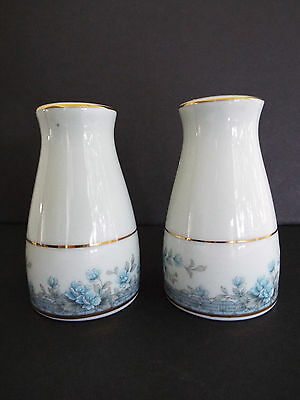 NORITAKE FINE CHINA  SALT AND PEPPER SHAKERS  Contemporary