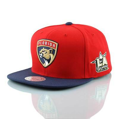 Mitchell & Ness Florida Panthers 2017 NHL All-Star Game Snapback Cap