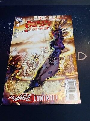 Justice Society Of America #4 Dale Eaglesham Variant Cover/2007 DC Comics