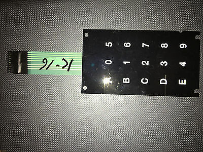 Rpd Combo Vending Machine Keypad (Mdb Version)