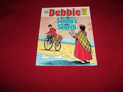 DEBBIE  PICTURE STORY LIBRARY BOOK  from  the 1980's