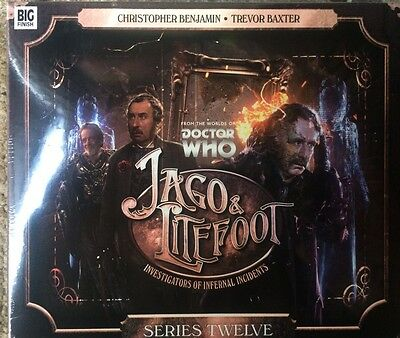 Doctor Who - Jago & Litefoot Series 12 Big Finish