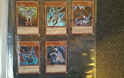 Yugioh cards collection Holos 50+ *MINT* in folder