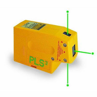 Pacific Laser Systems PLS-60595 3-Point Green Beam Laser Tool