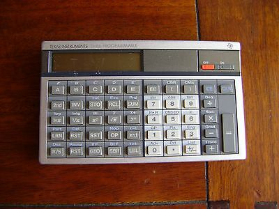 Calculatrice Texas instruments Ti-66 Programmable