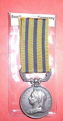 British South Africa Company, 1890-97 medal