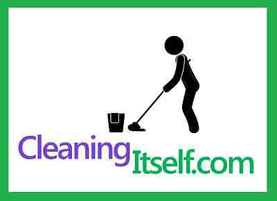 CleaningItself.com  - Perfect brandable domain name for Cleaning services