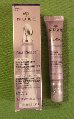 Nuxe  Nuxellence soin-age yeux rechargeur jeunesse & perfection (x2)