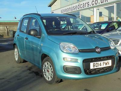 2014 Fiat Panda 1.2 Easy 5dr 5 door Hatchback