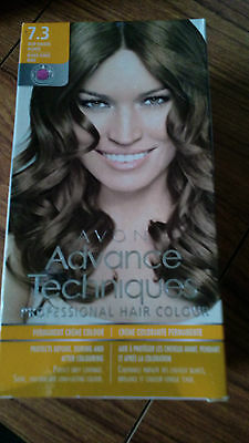 Professional hair colour from Avon - 7.3 - Deep Golden Blonde