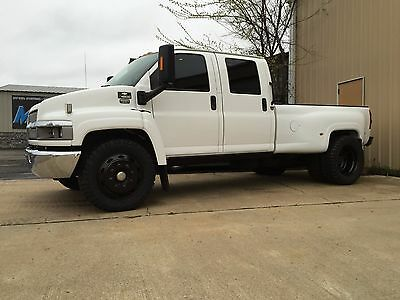 2006 Chevrolet Other Pickups LT 2006 CHEVROLET KODIAK C4500 DURAMAX WITH MONROE CONVERSION