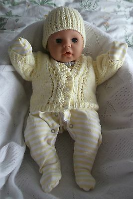 """Zapf Creation Baby Annabell 18"""" Doll with Soft Body for Play or Reborn"""